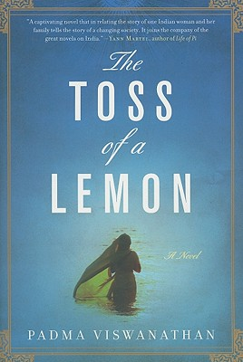 The Toss of a Lemon Cover Image