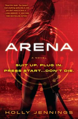 Cover for Arena