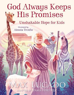 Cover for God Always Keeps His Promises