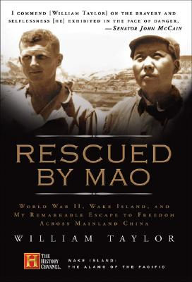 Cover for Rescued by Mao