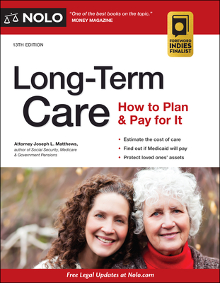 Long-Term Care: How to Plan & Pay for It Cover Image