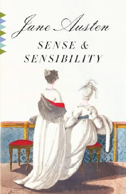 Sense and Sensibility (Vintage Classics) Cover Image
