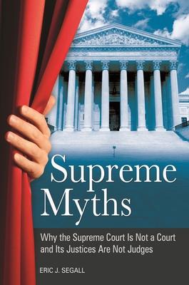 Supreme Myths Cover