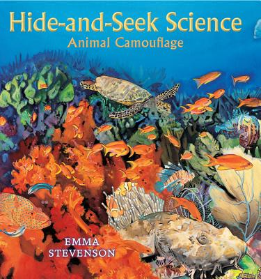 Cover for Hide-And-Seek Science
