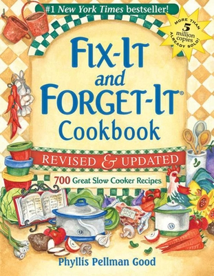 Fix-It and Forget-It Revised and Updated Cover