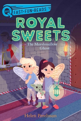 Cover for The Marshmallow Ghost