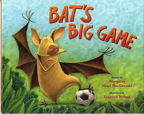 Bat's Big Game Cover