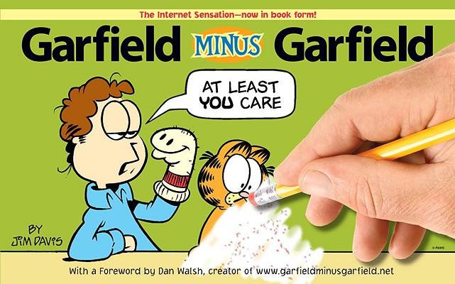 Garfield Minus Garfield Cover