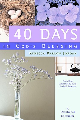 40 Days in God's Blessing Cover
