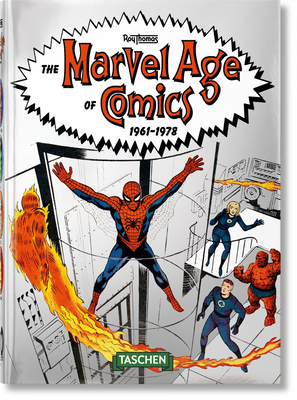 The Marvel Age of Comics 1961-1978. 40th Anniversary Edition Cover Image