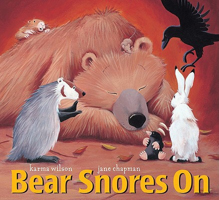 Cover for Bear Snores on (Bear (Karma Wilson))