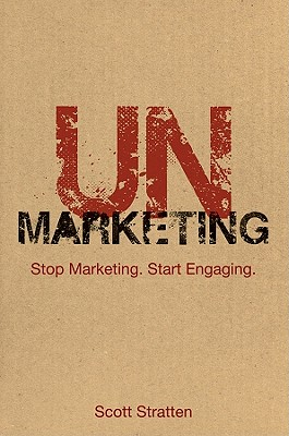 Unmarketing Cover