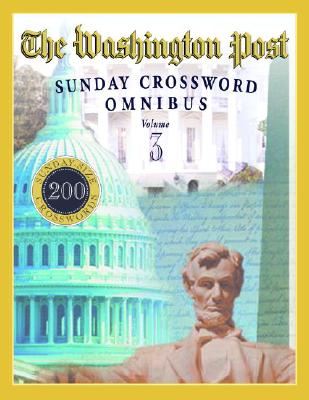 The Washington Post Sunday Crossword Omnibus, Volume 3 Cover Image
