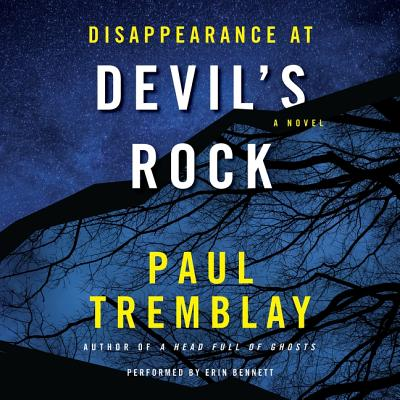 Disappearance at Devil's Rock Lib/E Cover Image