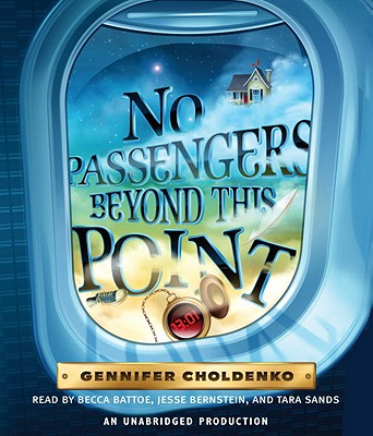 No Passengers Beyond This Point Cover Image