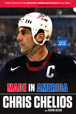 Chris Chelios: Made in America Cover Image