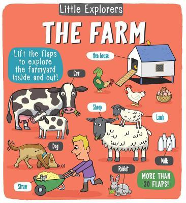 Little Explorers: The Farm Cover Image
