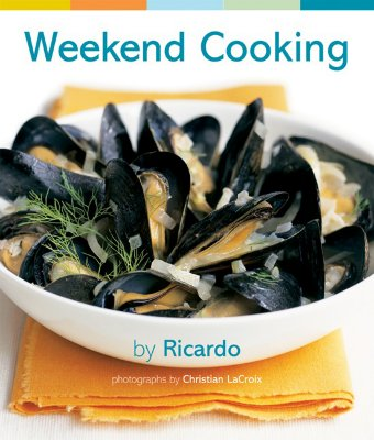 Weekend Cooking Cover