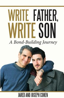 Write Father, Write Son: A Bond-Building Journey Cover Image