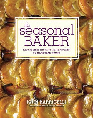 The Seasonal Baker Cover