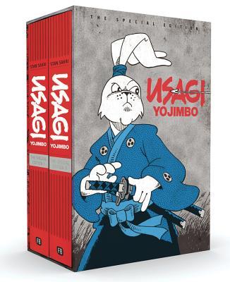 Usagi Yojimbo: The Special Edition Cover Image