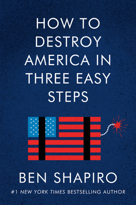 How to Destroy America in Three Easy Steps cover