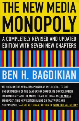 The New Media Monopoly Cover