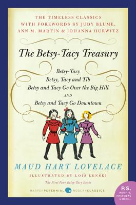 The Betsy-Tacy Treasury Cover