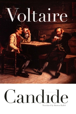 Candide: Or Optimism Cover Image