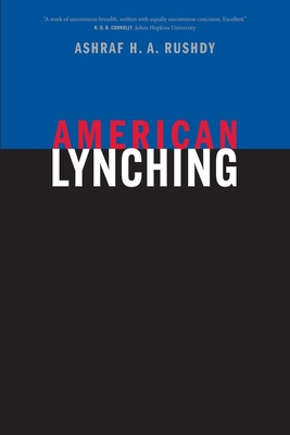 American Lynching Cover Image