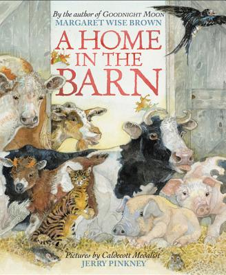 A Home in the Barn Cover Image