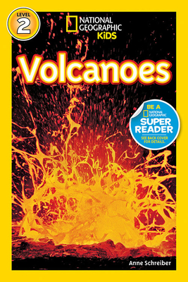National Geographic Readers: Volcanoes! Cover Image