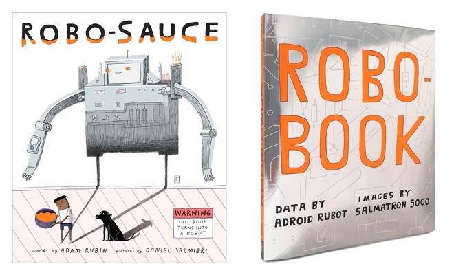 Robo-Sauce Cover Image