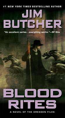 Blood Rites (Dresden Files #6) Cover Image