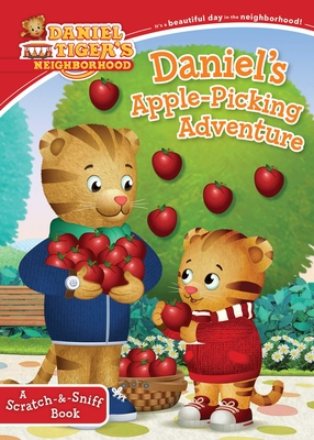 Daniel's Apple-Picking Adventure: A Scratch-&-Sniff Book (Daniel Tiger's Neighborhood) Cover Image