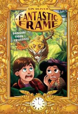 Danger! Tiger Crossing Cover Image