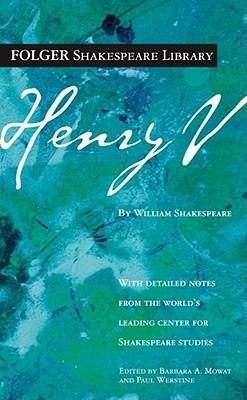 Henry V (Folger Shakespeare Library) Cover Image