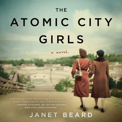 The Atomic City Girls Cover Image