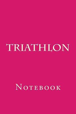 Triathlon: Notebook Cover Image