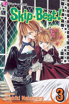 Skip Beat!, Volume 3 Cover