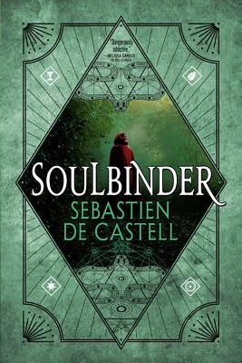 Soulbinder (Spellslinger #4) Cover Image