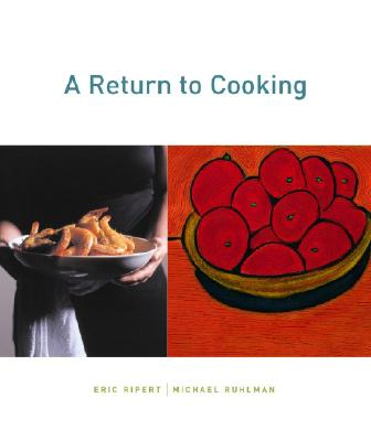 A Return to Cooking Cover