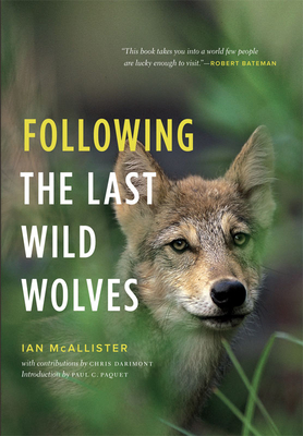 Following the Last Wild Wolves Cover