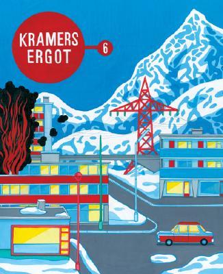 Kramers Ergot 6 Cover