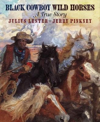 Black Cowboy, Wild Horses Cover Image