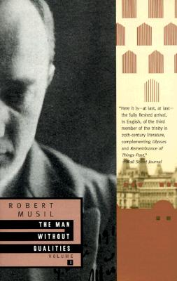 The Man Without Qualities, Volume 1 Cover Image