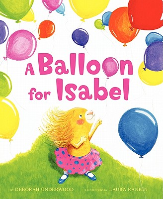 A Balloon for Isabel Cover Image