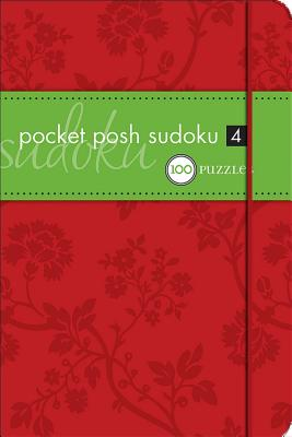 Pocket Posh Sudoku 4: 100 Puzzles Cover Image