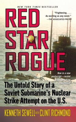 Red Star Rogue Cover Image