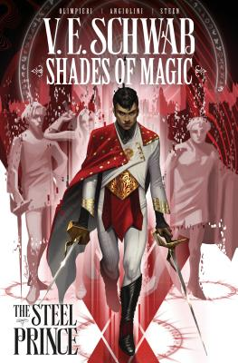 Shades of Magic: The Steel Prince Cover Image